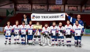 U9 : Les jeunes Troyens face aux meilleurs à Briançon