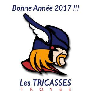 Club : Bonne année 2017!