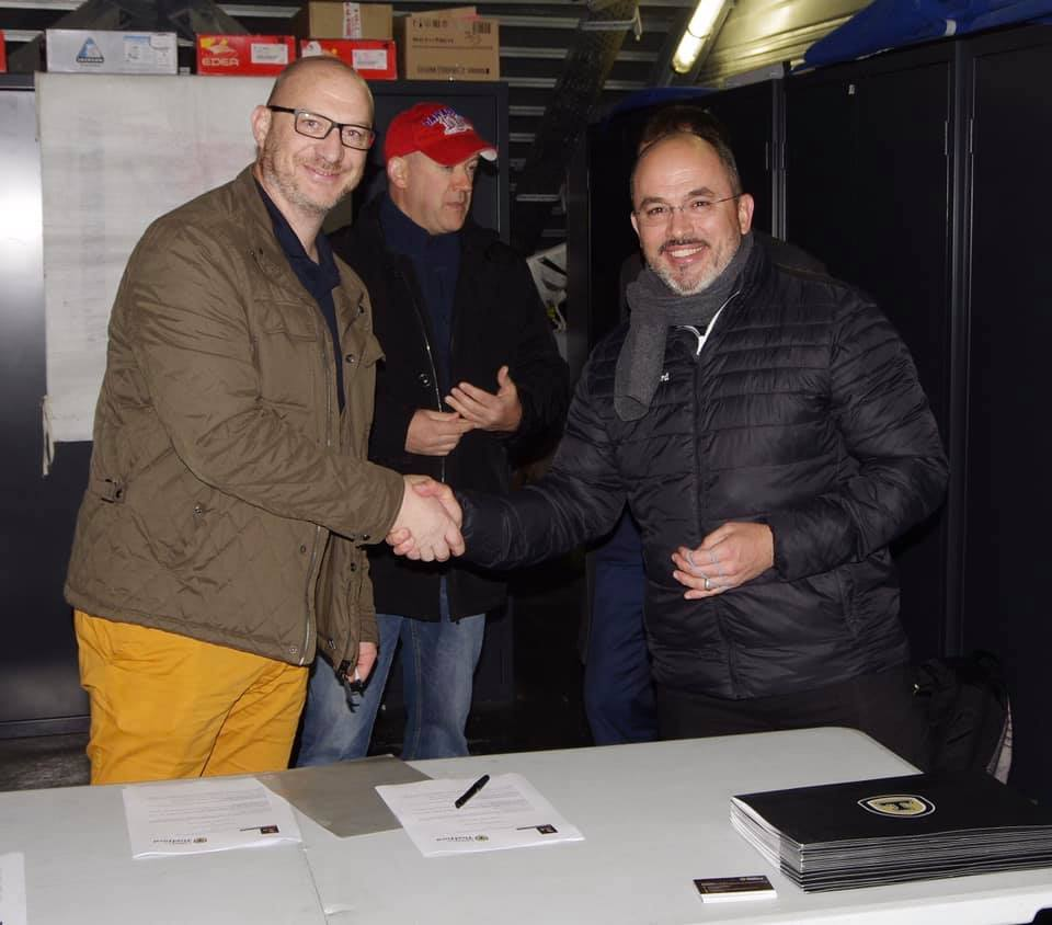 Club : partenariat Cégep de Thetford / Troyes Hockey Club